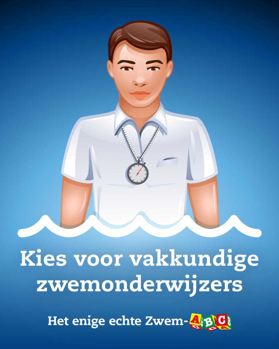 kies voor vakkundige zwemonderwijzers